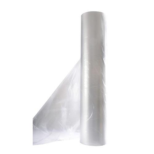 Rollo de plastico transparente abre hasta 12mts for Laminas de plastico para paredes