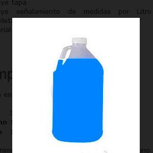 Desechables Monterrey Jabón liquido para Manos